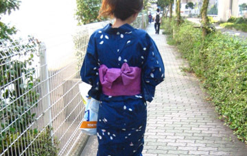 石見屋呉服店/きもの着付け教室
